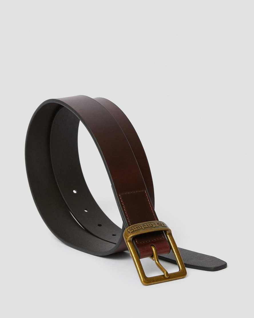 35MM Buckle Belt | Dr Martens