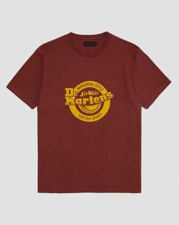 PORT | T-Shirts | Dr. Martens