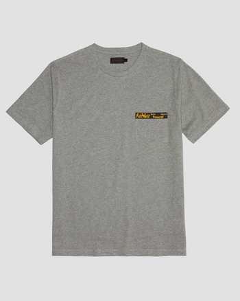 GREY | T-Shirts | Dr. Martens