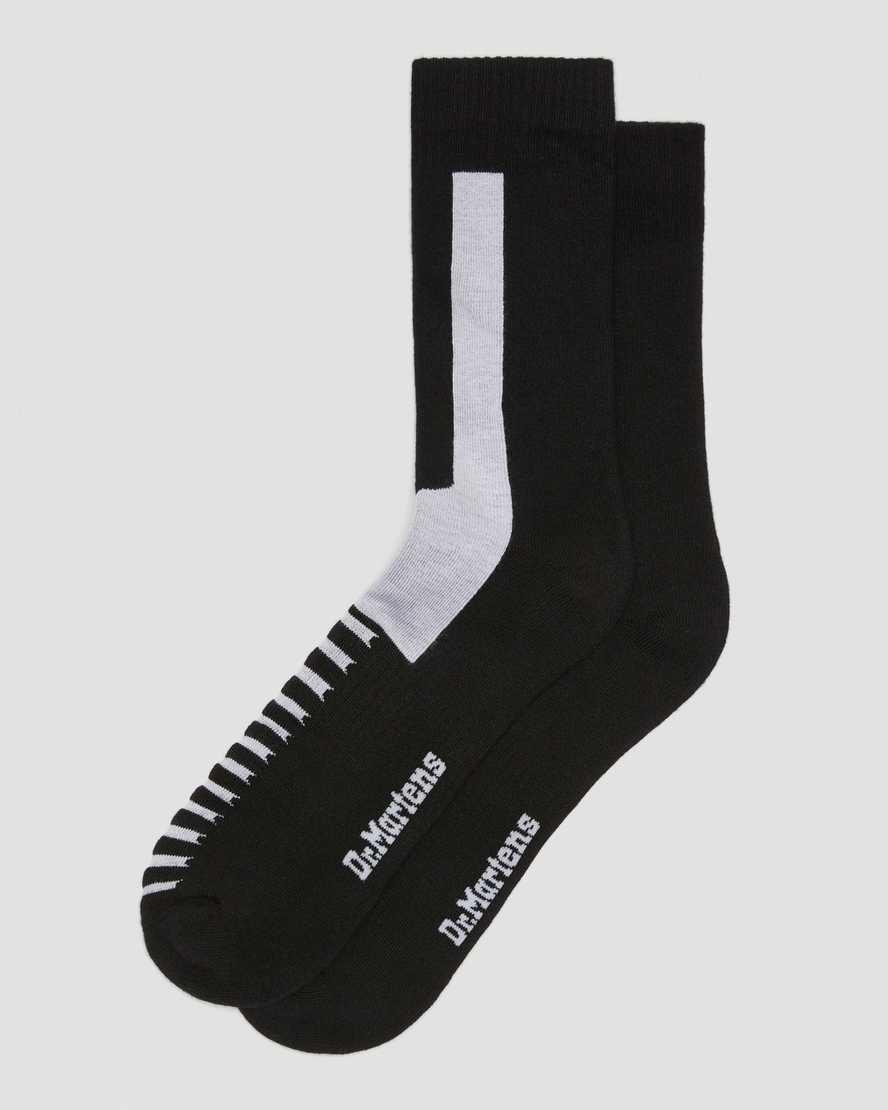 Double Doc Cotton Blend Socks | Dr Martens