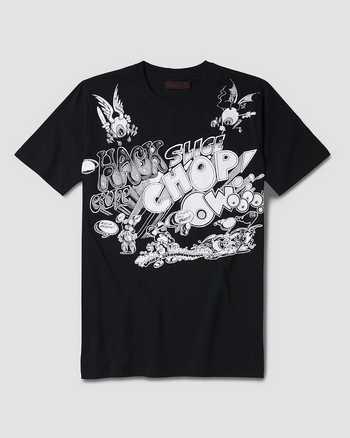 BLACK | T-Shirts | Dr. Martens