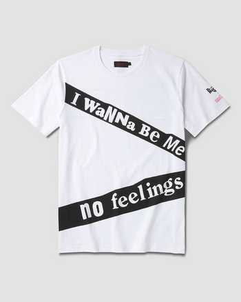 WHITE | T-Shirts | Dr. Martens