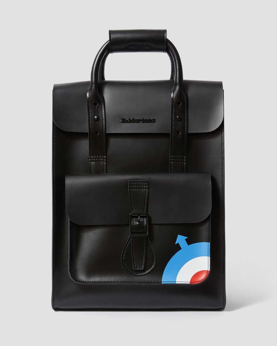 The Who Leather Backpack | Dr Martens