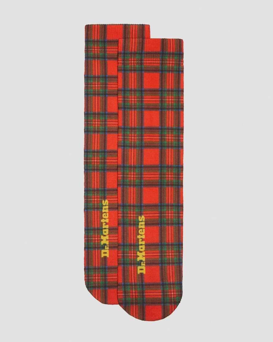 Tartan Socks | Dr Martens