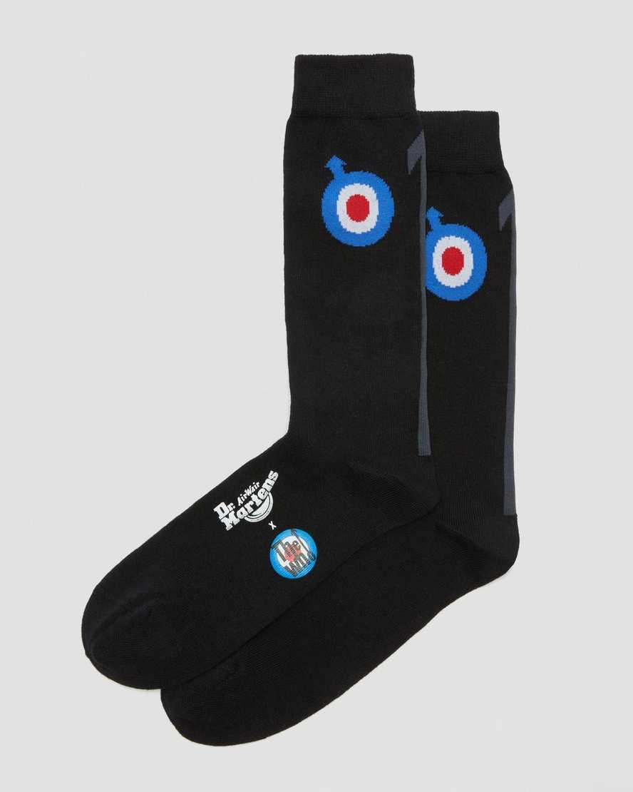 The Who Socks | Dr Martens