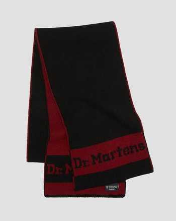 BLACK+CHERRY RED   Sciarpe e Cappelli   Dr. Martens