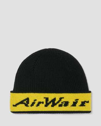 BLACK+YELLOW | Hats and Scarves | Dr. Martens