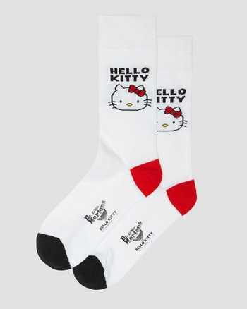 WHITE | Socks | Dr. Martens