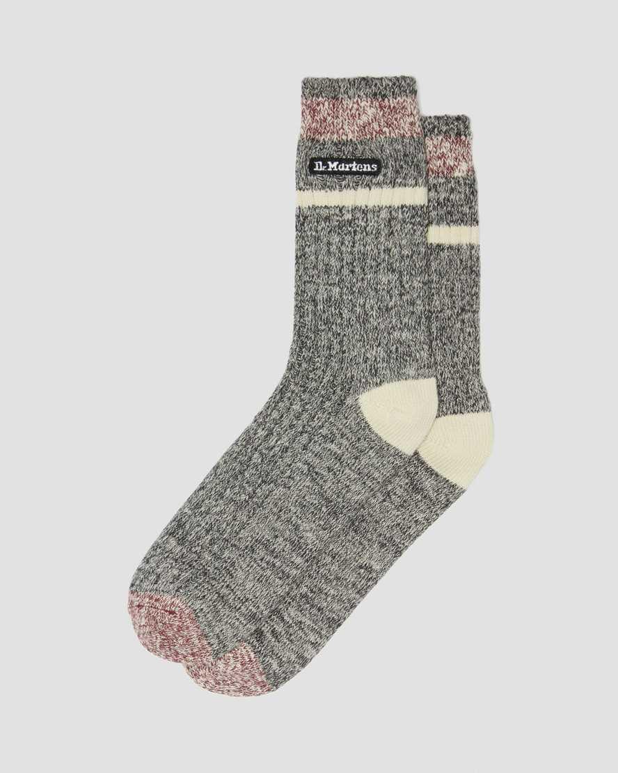 https://i1.adis.ws/i/drmartens/AD011101.82.jpg?$large$Marl Cotton Blend Socks   Dr Martens