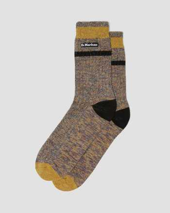 BLUE | Socks | Dr. Martens