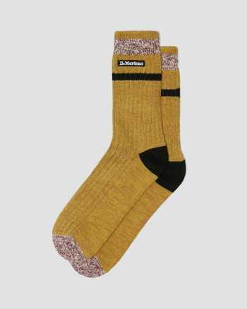 YELLOW | Socks | Dr. Martens