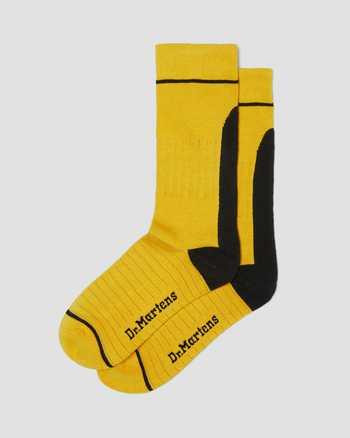 DMS YELLOW | Socks | Dr. Martens