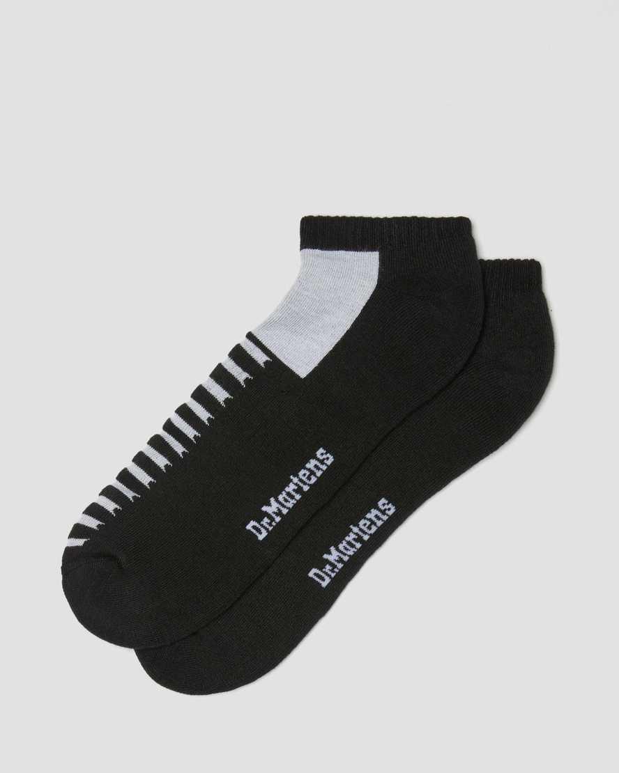 Double Doc Cotton Blend Short 2-Pack SocksDouble Doc Cotton Blend Short 2-Pack Socks | Dr Martens
