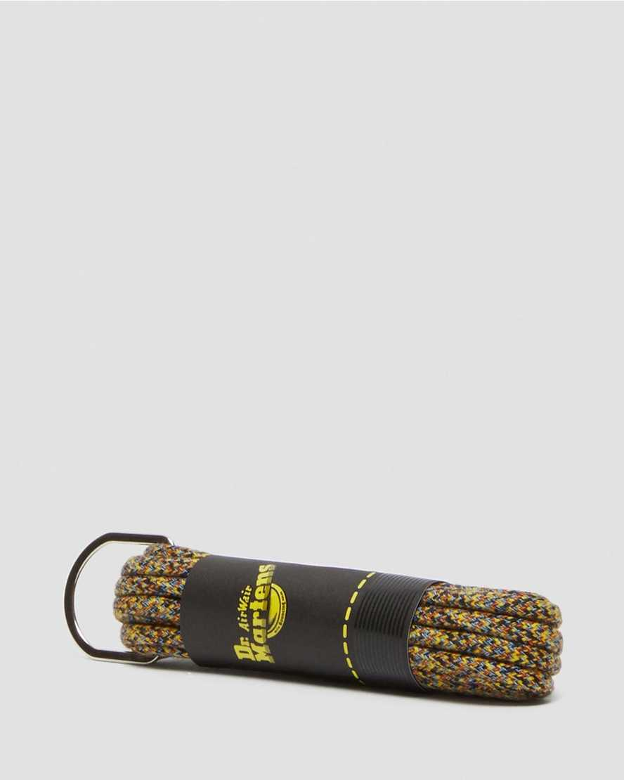 55 Inch Round Marl Shoe Laces (8-10 Eye)55 Inch Round Marl Shoe Laces (8-10 Eye)   Dr Martens