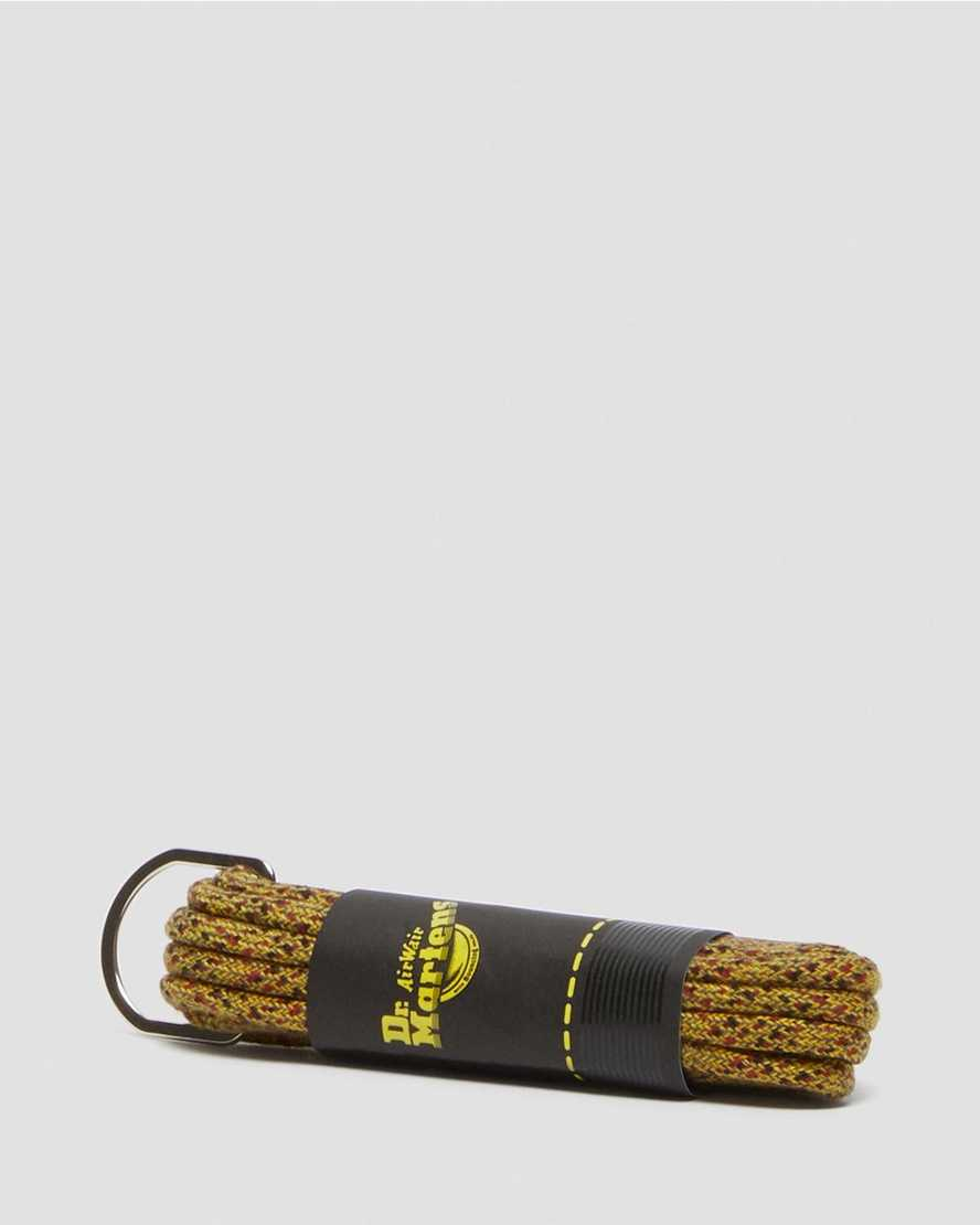 55 Inch Round Marl Shoe Laces (8-10 Eye)55 Inch Round Marl Shoe Laces (8-10 Eye) | Dr Martens