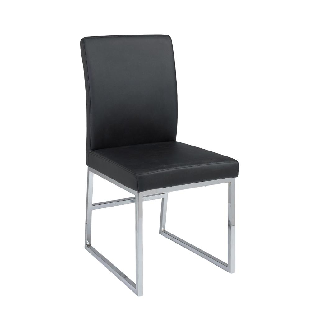 Nuo dining chair black