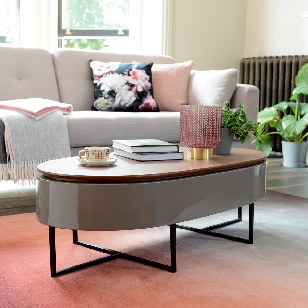 - Pod Lift Up Coffee Table Walnut Dwell