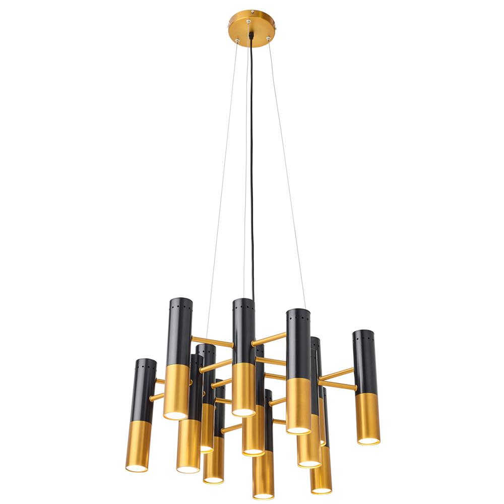 Cylinders pendant light