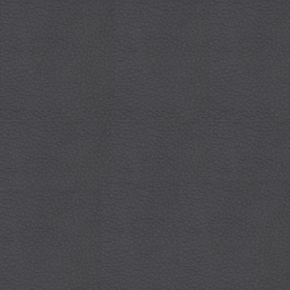 Fabric sample for gull grey faux leather - Oslo range