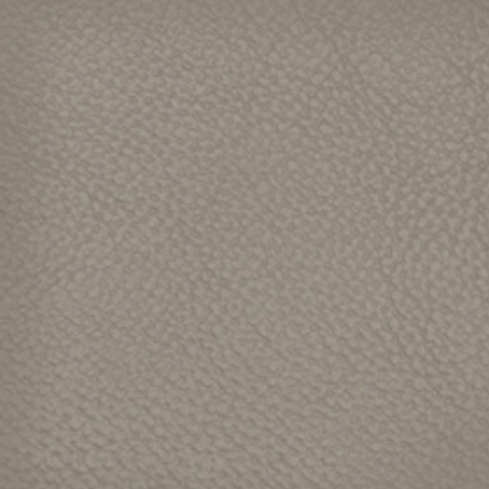 Fabric sample for light grey leather - Malmo range