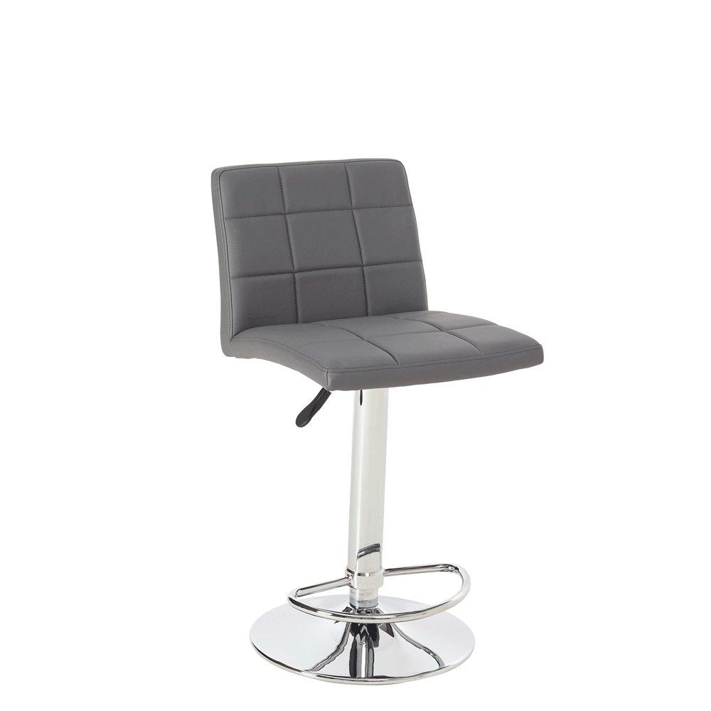 Jenkins bar stool grey