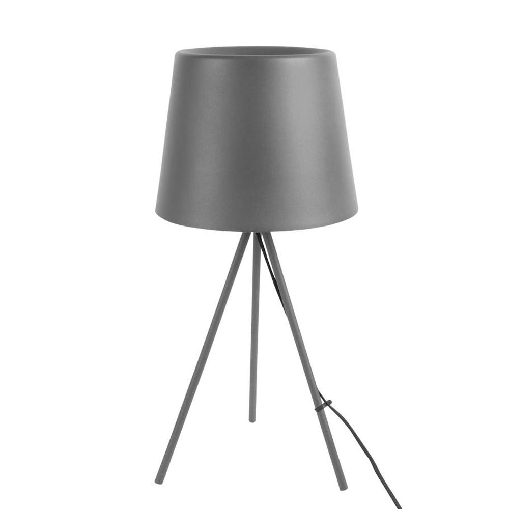 Charm table light grey