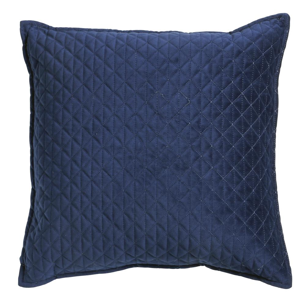 Posie cushion navy