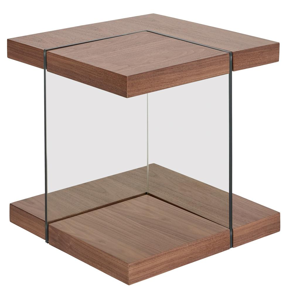 Sturado side table walnut