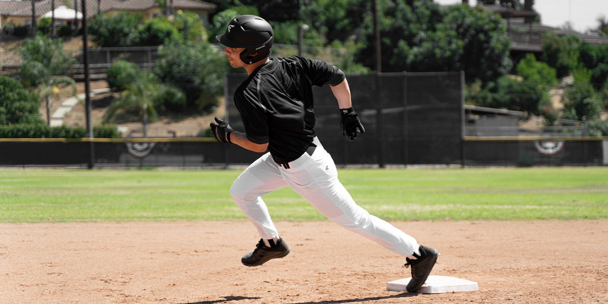 Piped Baseball Pant 2021 Solid EASTON RIVAL+ Knicker Baseball Pant Adult