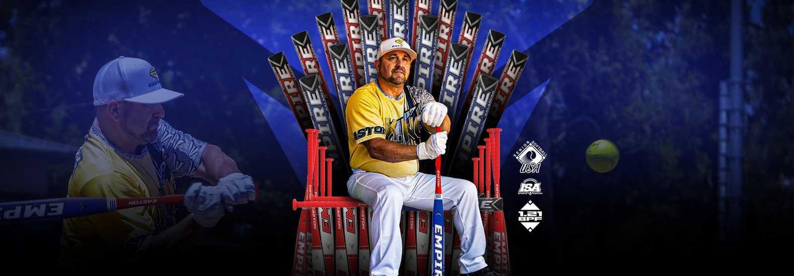 slowpitch-senior-league-empire-bats