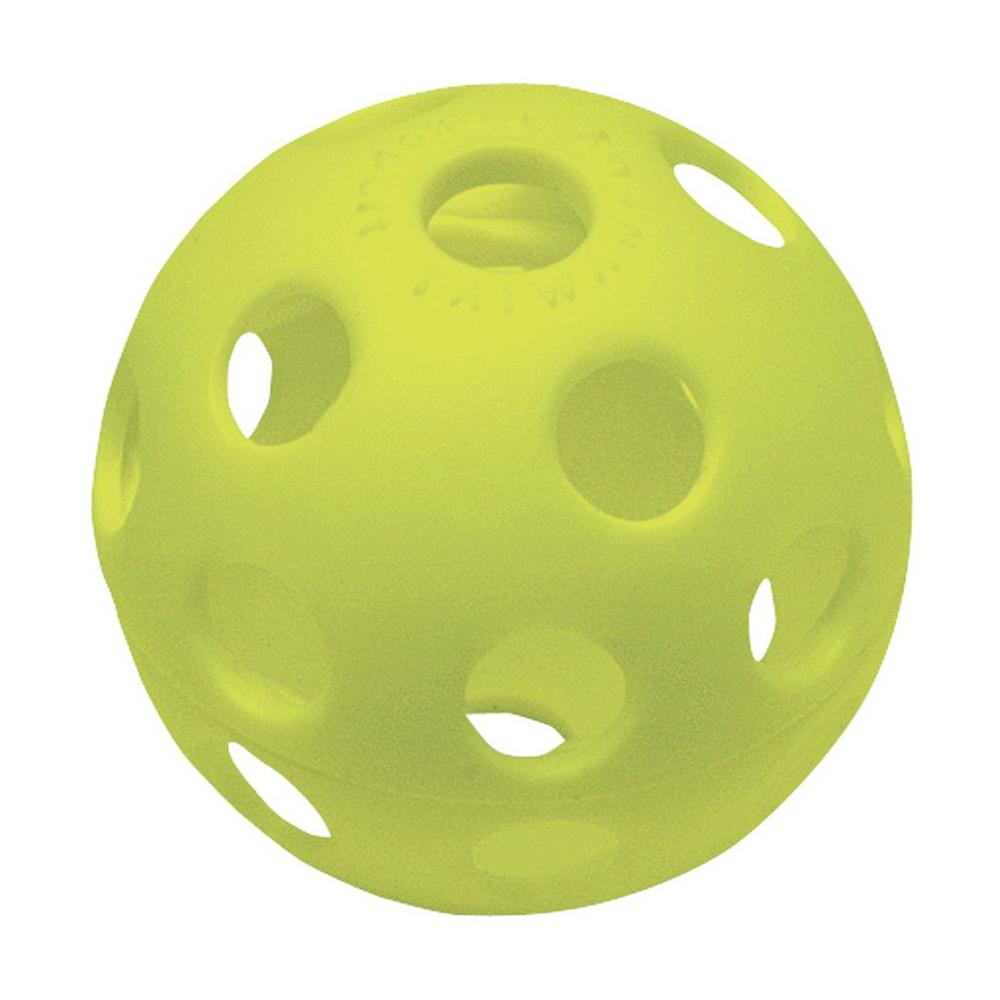 "11"" PLASTIC TRAINING BALL"