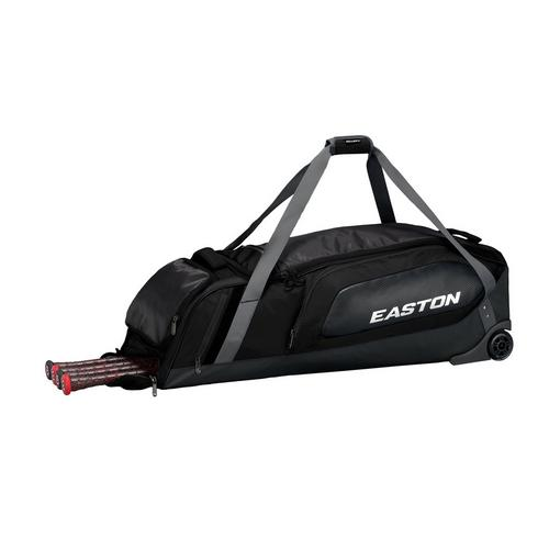 MATRIX BAT & EQUIPMENT WHEELED BAG BLACK,Black,medium