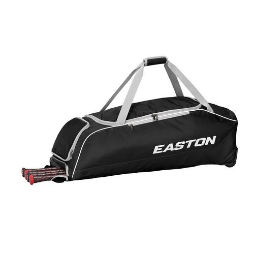 OCTANE BAT & EQUIPMENT WHEELED BAG BLACK,Black,medium