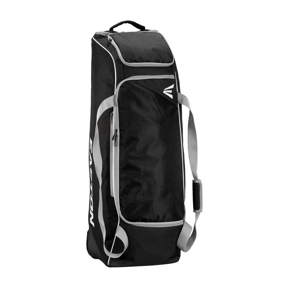 OCTANE BAT & EQUIPMENT WHEELED BAG BLACK