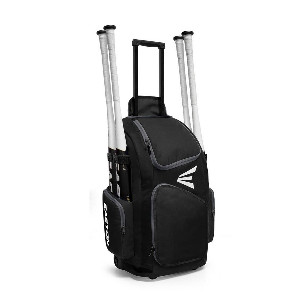 TRAVELER STAND UP WHEELED BK/BK