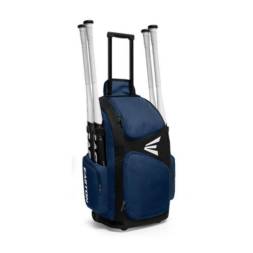 TRAVELER STAND UP WHEELED BK/NY,Navy,medium