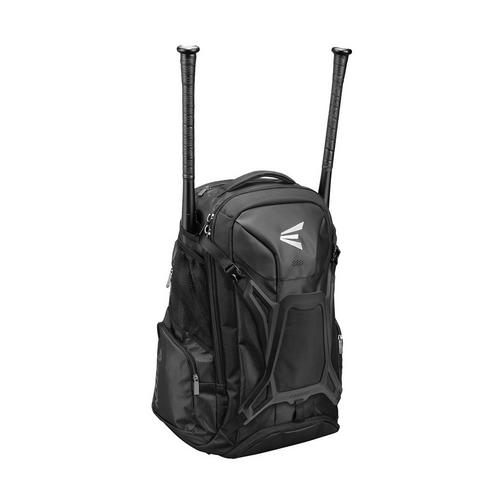 WALK-OFF PRO BAT & EQUIPMENT BACKPACK BLACK/BLACK,Black/Black,medium