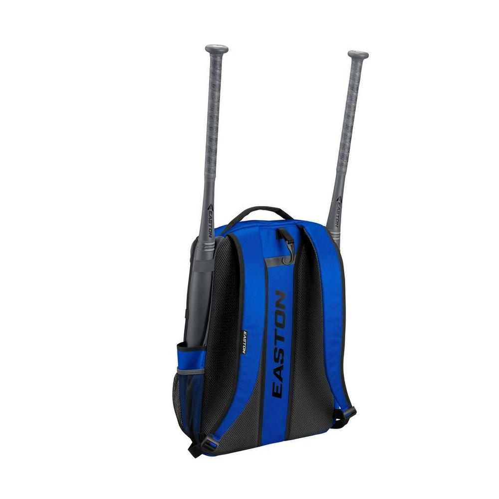 GHOST FASTPITCH BAT & EQUIPMENT BACKPACK ROYAL/BLACK
