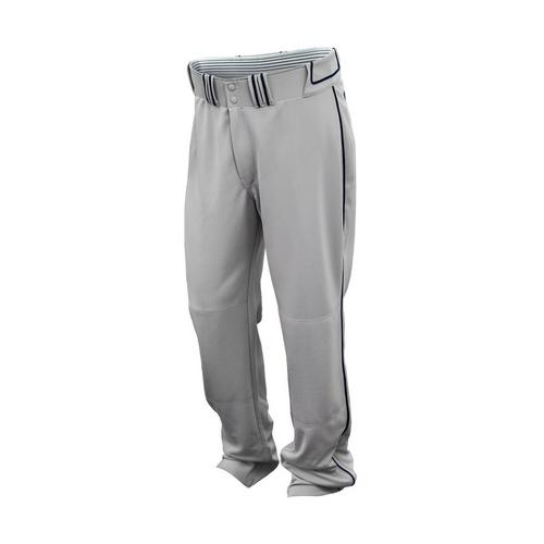 WALK-OFF PIPED PANT GYBK L,Grey/Black,medium