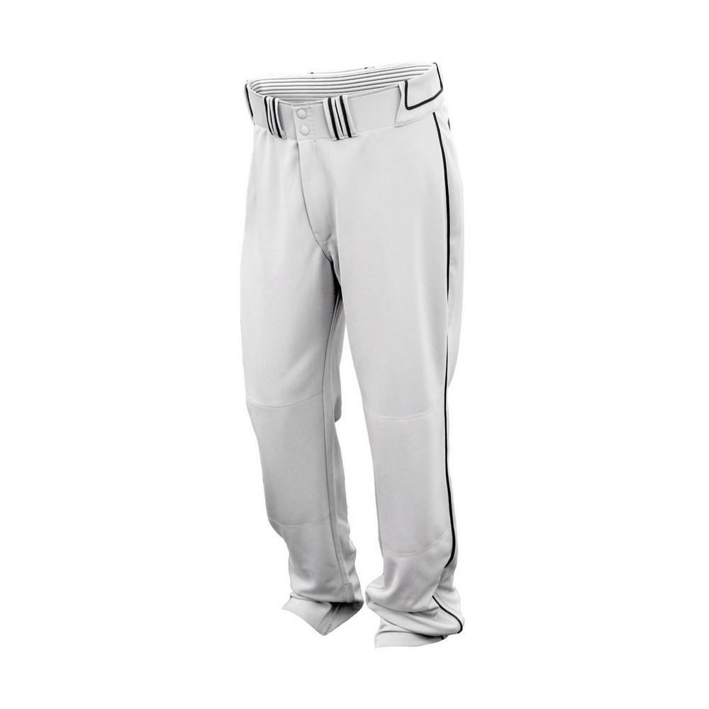 S EASTON WALK-OFF Softball Pant Innovative Adjustable Inseam System Double Reinforced Knee Adult Open Bottom Hem Opening 2020 XXL Piped 2 Batting Glove Back Pockets