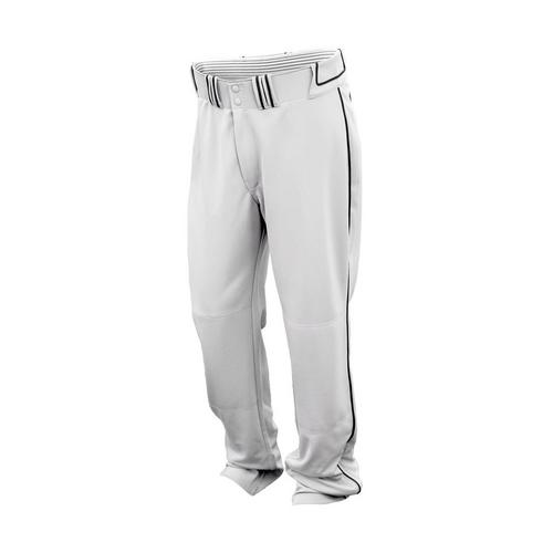 WALK-OFF PIPED PANT WHBK S,WHITE/BLACK,medium