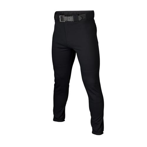 RIVAL+ PRO TAPER PANT YOUTH ADULT BLACK XS,Black,medium