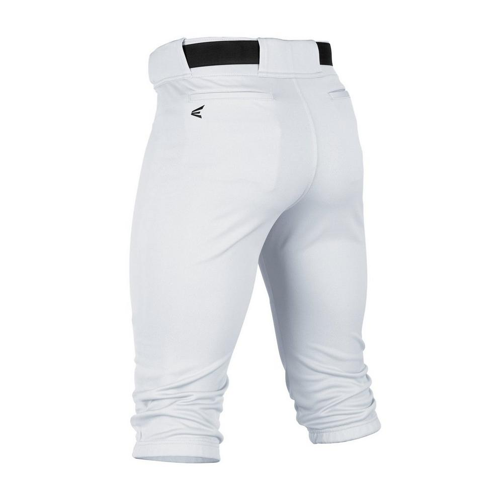 RIVAL+ KNICKER PANT YOUTH WHITE S