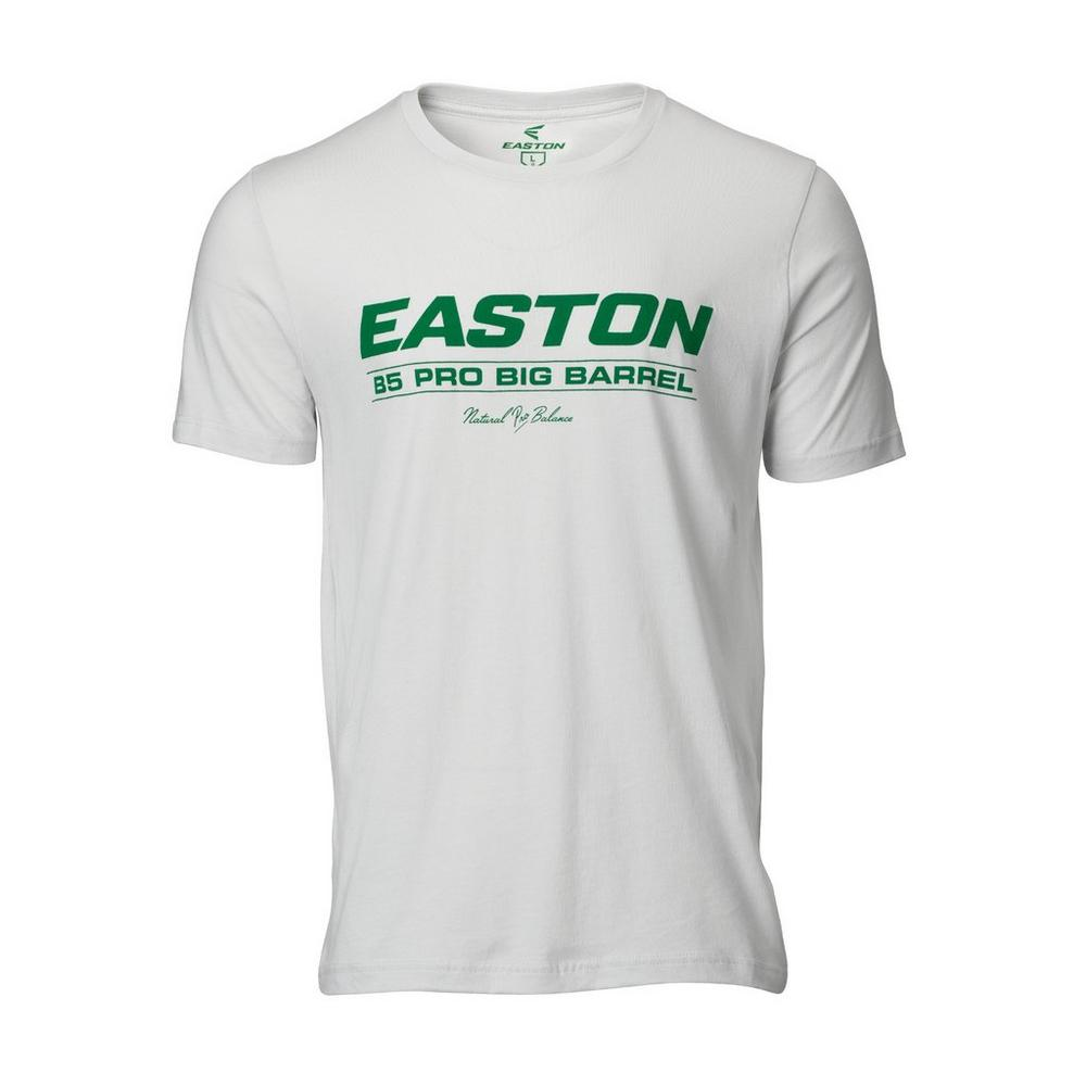 EASTON B5 PRO BIG BARREL TEE ADULT SILVER XL