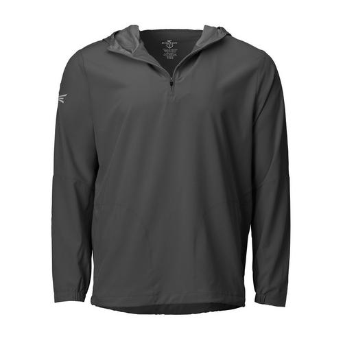 GAMEDAY JACKET ADULT CHARCOAL S,Charcoal,medium