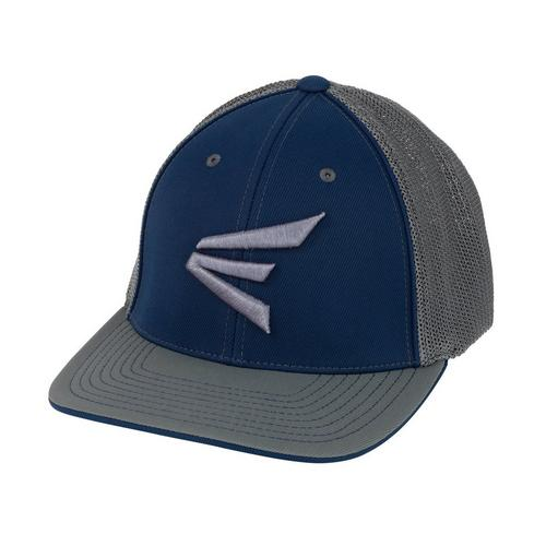 GAMEDAY FLEXFIT NYGT S/M,Navy/Granite,medium