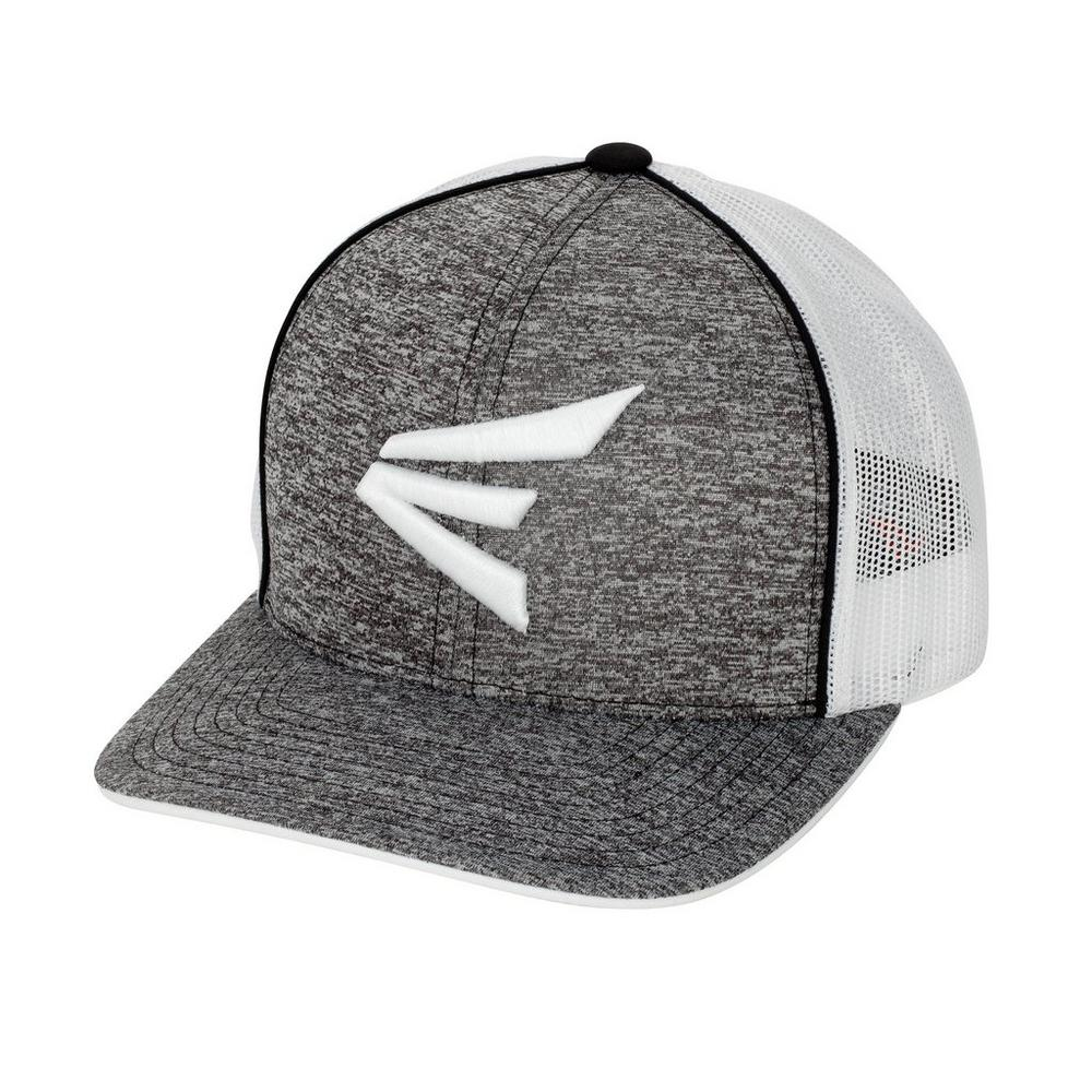 EASTON HEATHERED SNAPBACK BKWH