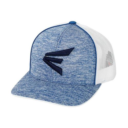 EASTON HEATHERED SNAPBACK RYRY,Royal/Royal,medium