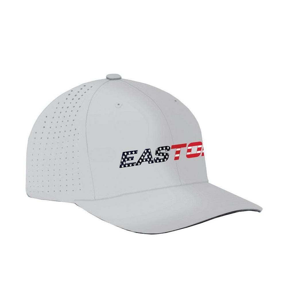 EASTON TECH FLEXFIT STARS & STRIPES CAP  L/XL