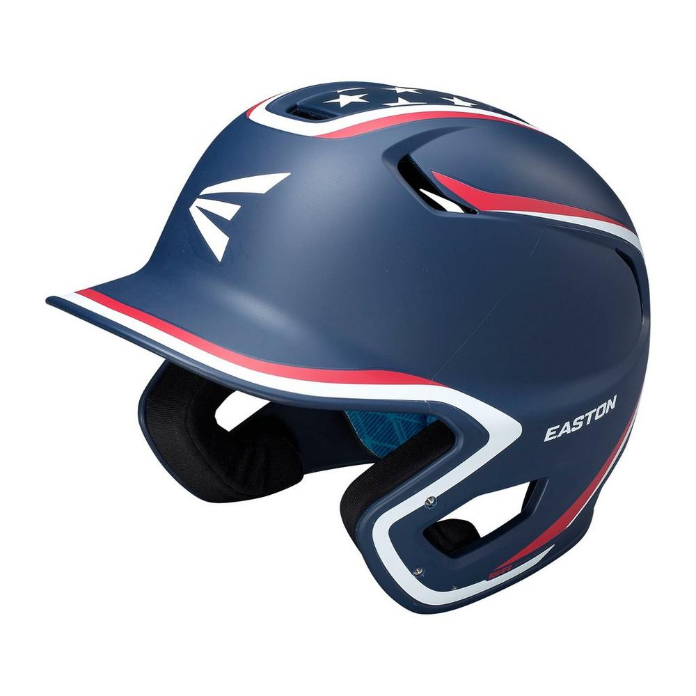 Z5 2.0 BATTING HELMET W/ U JAW GUARD JUNIOR MATTE STARS & STRIPES